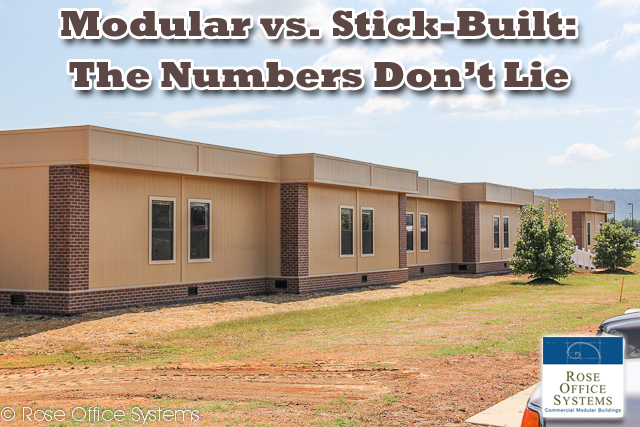 How much is a modular building costs per square foot - Modular vs stick built ...